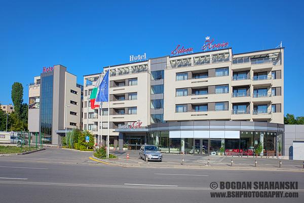 Архитектурна Фотография © Богдан Шахънски за Silver House Hotel