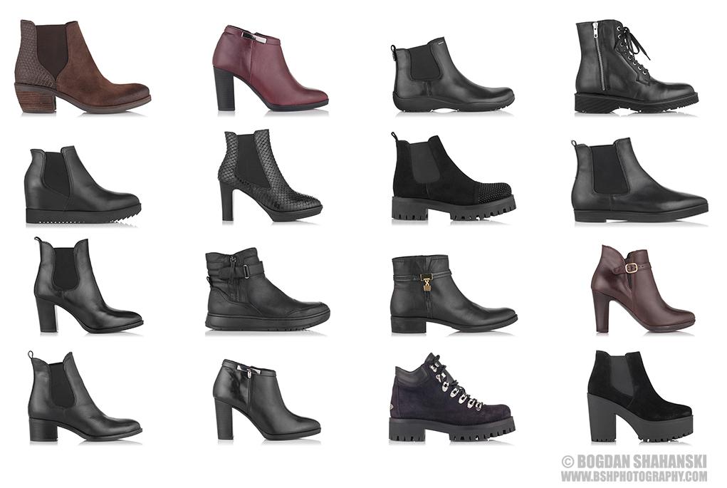 фотография за интернет магазини обувки